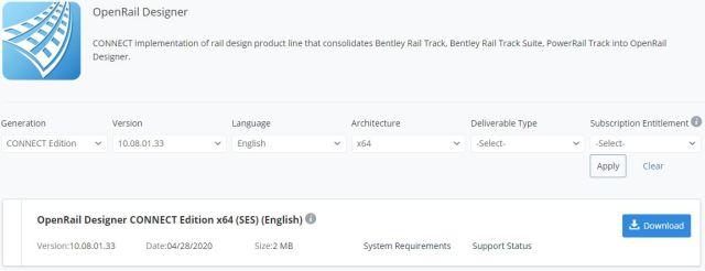 OpenRail Designer Download